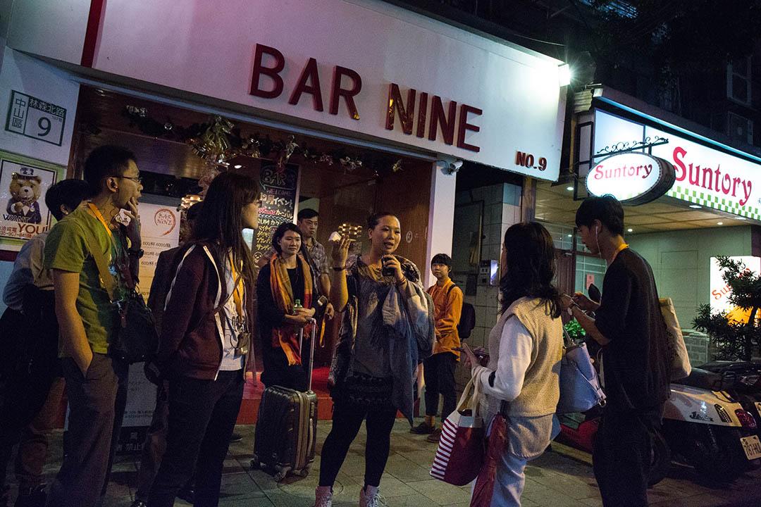 想找夜生活,日式酒吧、飛鏢bar、talking bar、第三性公關店